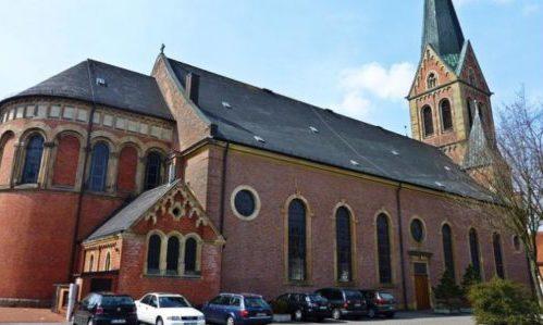Sankt Bonifatius Kirche Lingen