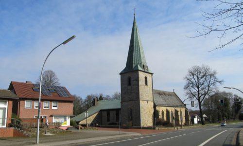 Sankt Alexander Kirche Schepsdorf
